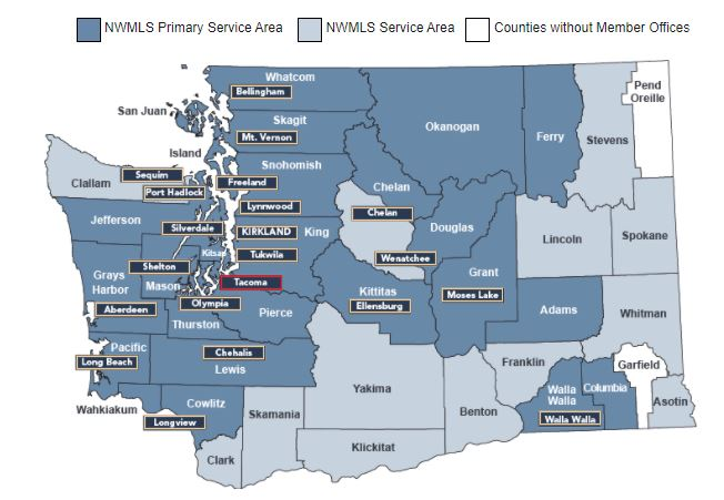 NWMLS-Coverage-Map